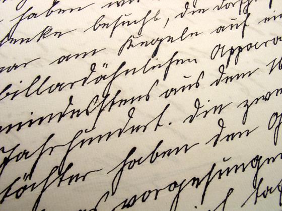 Как узнать человека по почерку