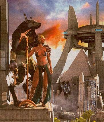 Странные египетские боги